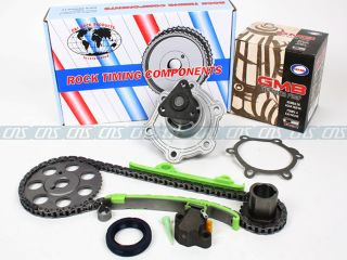 99 02 Saturn 1 9 L SOHC 8V Timing Chain Water Pump Kit