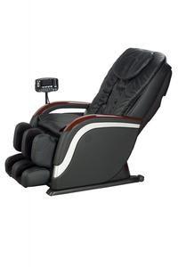 Electric Shiatsu Massage Chair Recliner Bed w Heat  EC 12