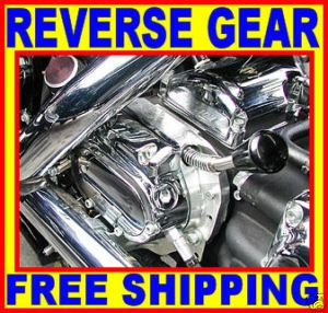 Champion Reverse Gear Kit 5 Speed Transmission 4 Harley