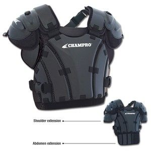 Champro Pro Plus Plate Armor Umpire Chest Protector M