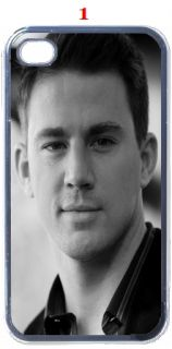 Channing Tatum Fans iPhone 4 4S Hard Case Assorted Style