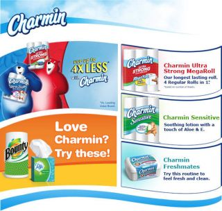 Charmin Ultra Strong Mega Toilet Paper Rolls 6 Count Pack of 3 18