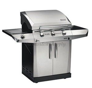 Char Broil 463270912 Quantum Infrared Propane Gas Grill with