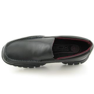 ROCKPORT XCS Chartley Black Loafers Shoes Mens 8