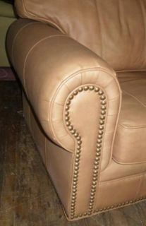 Lexington Home Leather Chaucer Club Chair Furniture