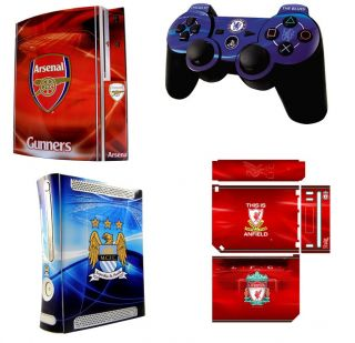 Official Merchandise Xbox PS3 Wii Console Controller Skin Cover