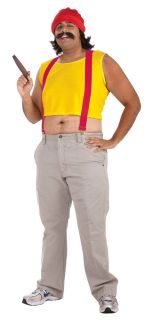 Cheech Marin and Chong Up in Smoke Adult Costume Kit