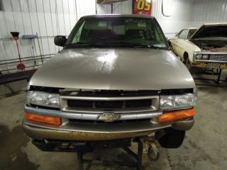 2003 Chevy S10 Pickup Brake Master Cylinder 89334 Miles