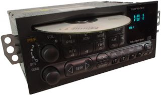 1999 Chevy Impala Factory Am FM Stereo Radio CD Player Radio 09383045