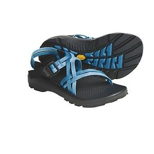 Chaco Womens ZX 1 Unaweep Sport Sandals ZX1 Water Trail Blue 7 10 Wide