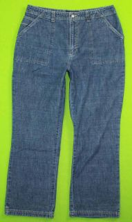 Cherokee sz 16 Womens Blue Jeans Pants HC10