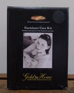 New Guardsman Furniture Care Kit Repair Damaged Protect