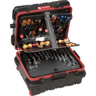 Chicago Case Red Line Premium Tool Case RMMST9CARTMH