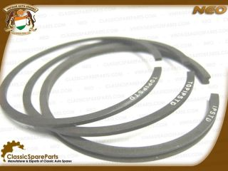 Piston Ring Set 350cc Std Royal Enfield Bullet 112052