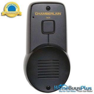 Chamberlain NTD2 Wireless Indoor Outdoor Portable Intercom