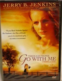 Though None Go With Me Cheryl Ladd NEW Christian DVD Jerry B. Jenkins