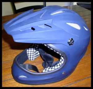 Games Full Face Helmet ATV Motocross Bike Small