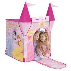 Disney Princess Castle Play Tent Offical Pop Up Childrens Gifts