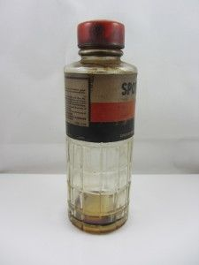 Vintage Flying A Lot Spot Remover Metal Polish Gas Oil Advertising