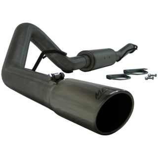S5000AL Cat Back Single Side AL Exhaust 02 06 Chevy/GMC Avalanche 1500