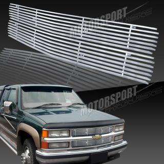 94 99 Chevy C K Silveardo Suburban Blazer Pickup Billet Style Upper