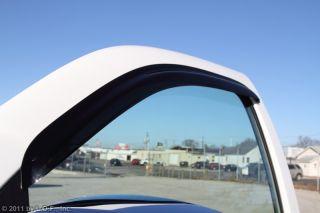 Vent Visor Shade Chevy Colorado GMC Canyon Crew Cab 2004 2012 Window