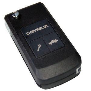 New Folding Remote Case for Chevrolet Aveo Epica Sonic