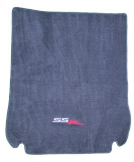 Cargo Bed Mat Carpet with Logo Fits Chevrolet SSR Roadster