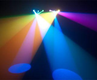 Chauvet Lighting 6SPOT 6 Spot LED RGB 6 Light Bar 2pcs