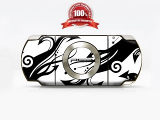 Decal Sticker Skin Cover Protector Fr Sony PSP 2000 Game Case