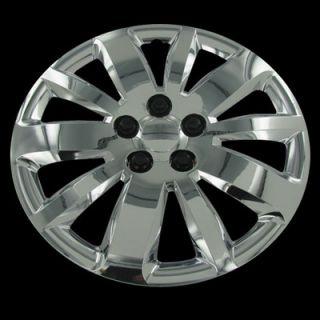 11 12 Chevrolet Cruze 16 Chrome Hubcaps Hub Caps Wheel Covers Set
