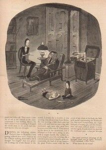 1954 Charles Addams Family Morticia Gomez Pugsley Wednesday New Yorker