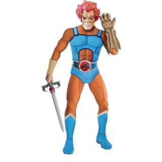 Thundercats Lion O Cartoon Deluxe Muscle Chest Adult Mens Costume