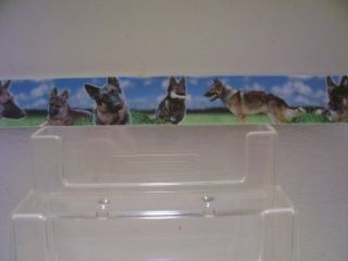 New Nail File Emory Board for German Shepherd Dog Lover