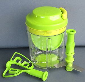 Smooth Chopper Blender Food Processor Chop Nuts Onion Free SHIP