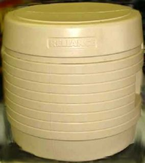 Reliance Hassock SLF Contained Portable Chemical Toilet