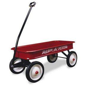 Radio Flyer Classic Red Wagon 18 Kids Childrens Kids BRAND NEW