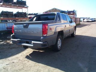 2002 Chevy Avalanche 1500 Front Axle Shaft 23000 Miles