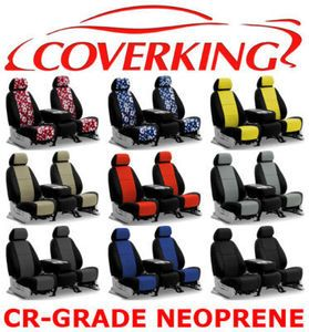Chevrolet Silverado 1500HD 2500HD3500 Coverking CR Grade Neoprene Seat