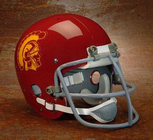 USC Trojans 1979 Charles White Gameday Football Helmet