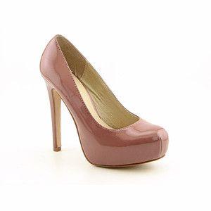 Chinese Laundry Whistle Womens Sz 7 5 Pink Dark Blush Platforms Shoes