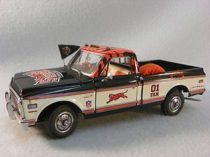1972 Cincinnati Bengals Chevrolet Pickup with All Accessories