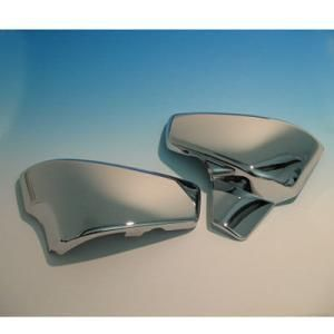 Honda Shadow VLX Dlx 600 Chrome Side Battery Covers