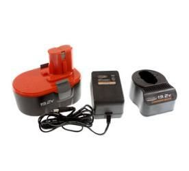 Chicago Power Tools 19.2V Cordless Power Tool Battery&Charger Free