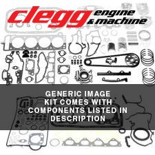 Chrysler, 2.6L, G54BT, Conquest, SOHC 8V L4, 84 89, Engine Kit