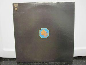 Chicago Transit Authority CTA Double LP Near Mint Condition Excellent