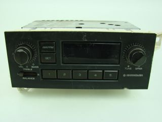 90s OEM Chrysler Dodge Radio Car Truck AM/FM Clock Laser Lebaron SUV