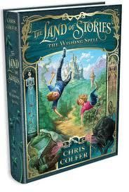 The Land of Stories by Chris Colfer 2012 Hardcover 031620157X