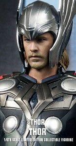 Hot Toys 1 6 Thor 12 Chris Hemsworth New Avengers Toy Action Figure
