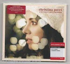Christina Perri A Very Merry Perri Christmas CD Target Exclusive 7